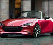 2022 Mazda Mx 5 Cost The Body Kit Build Blue