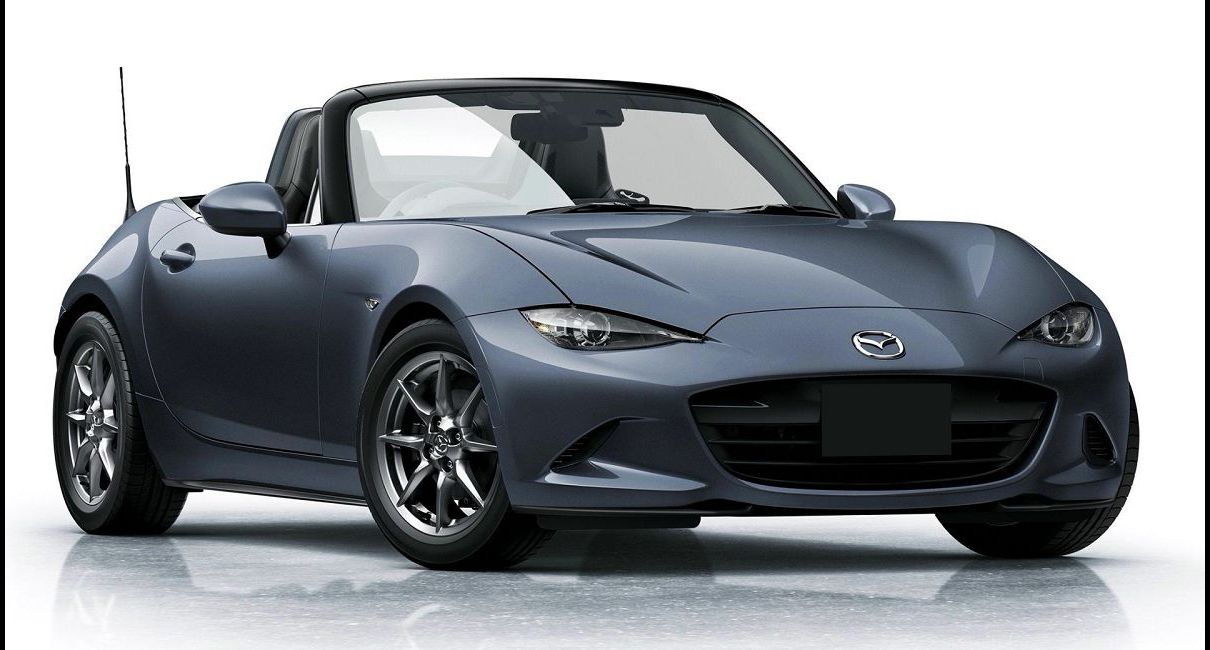 2022 Mazda Mx 5 Weather Floor Mats Appearance Package Apple