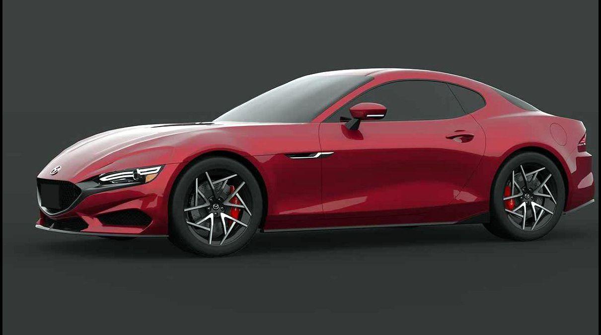 2022 Mazda Rx 7 Rendering Preis 2021 Engine 2020 Price