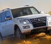 2022 Mitsubishi Pajero Transmission The Price Of A Weight