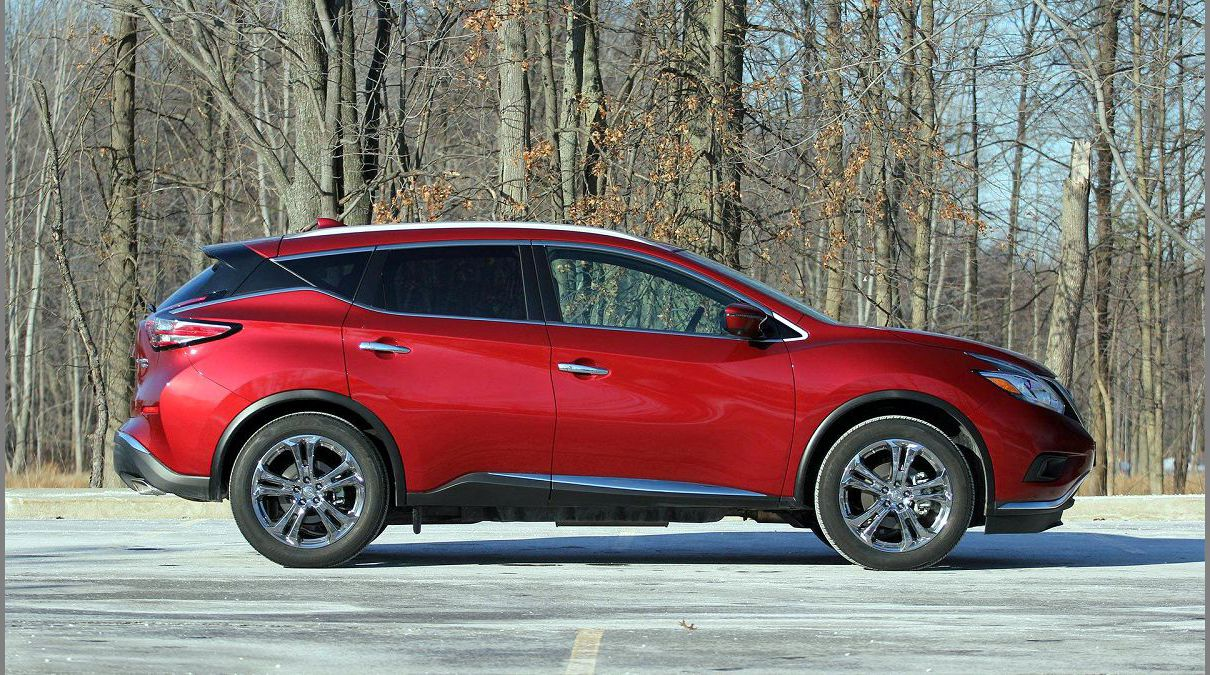 2022 Nissan Murano 2021 Model Platinum New Altima Maxima