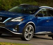 2022 Nissan Murano Spy Shots Interior Pictures Redesign 2025