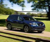 2022 Nissan Pathfinder 2020 2019 For Sale Towing Capacity