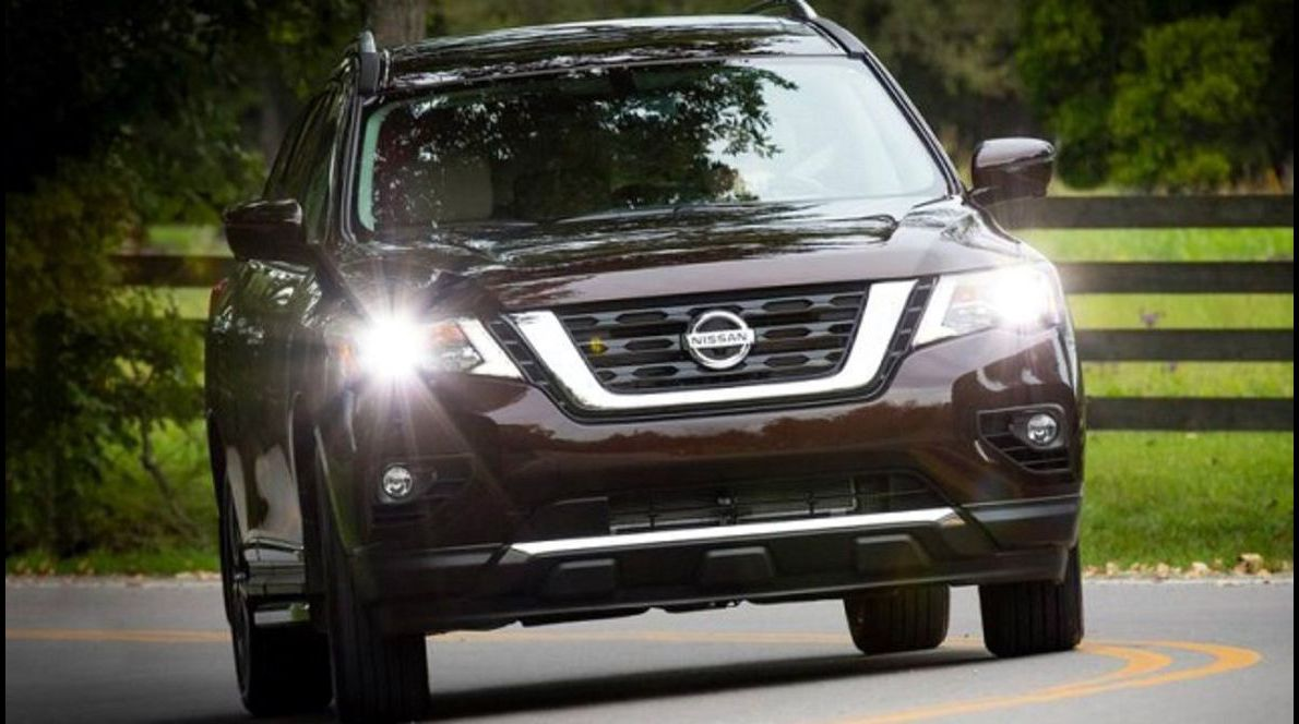 2022 Nissan Pathfinder Auto 2004 A 2008 2002 The Cabin