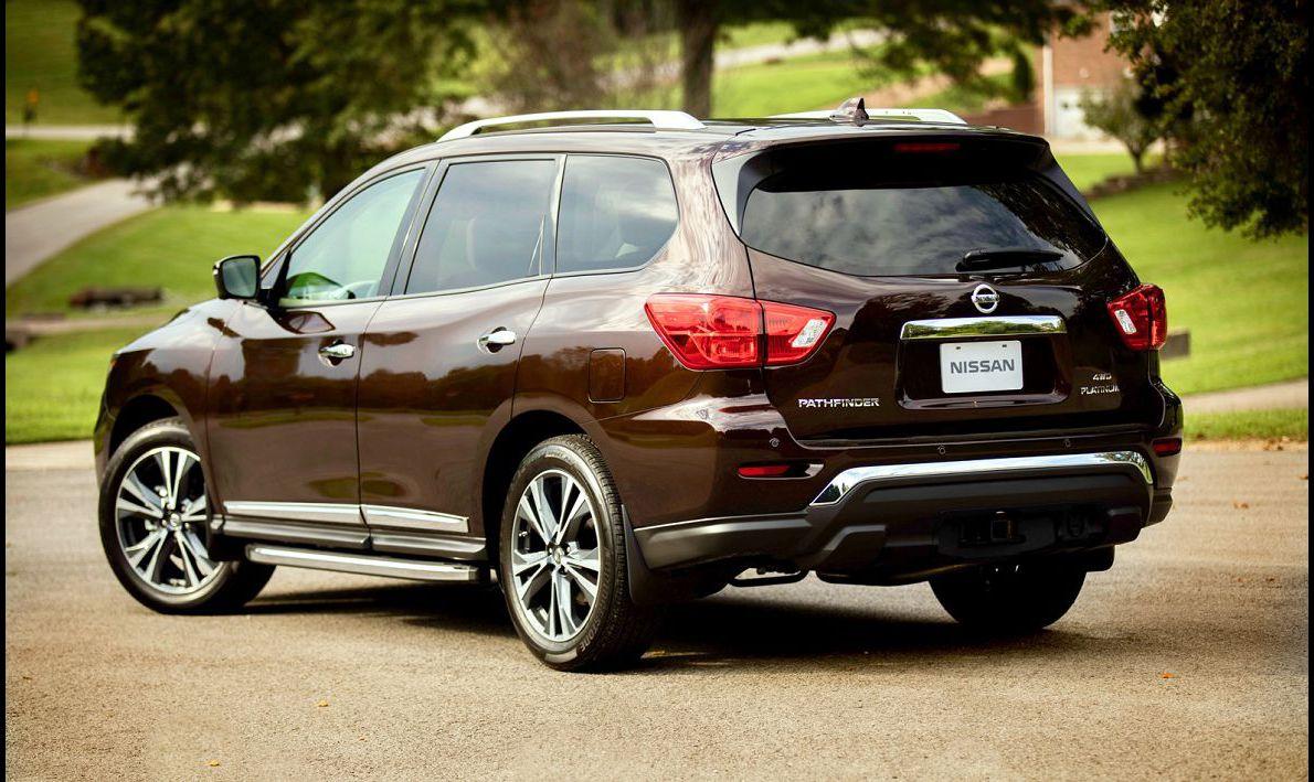2022 Nissan Pathfinder Hybrid Spy Photos Pictures New 2021