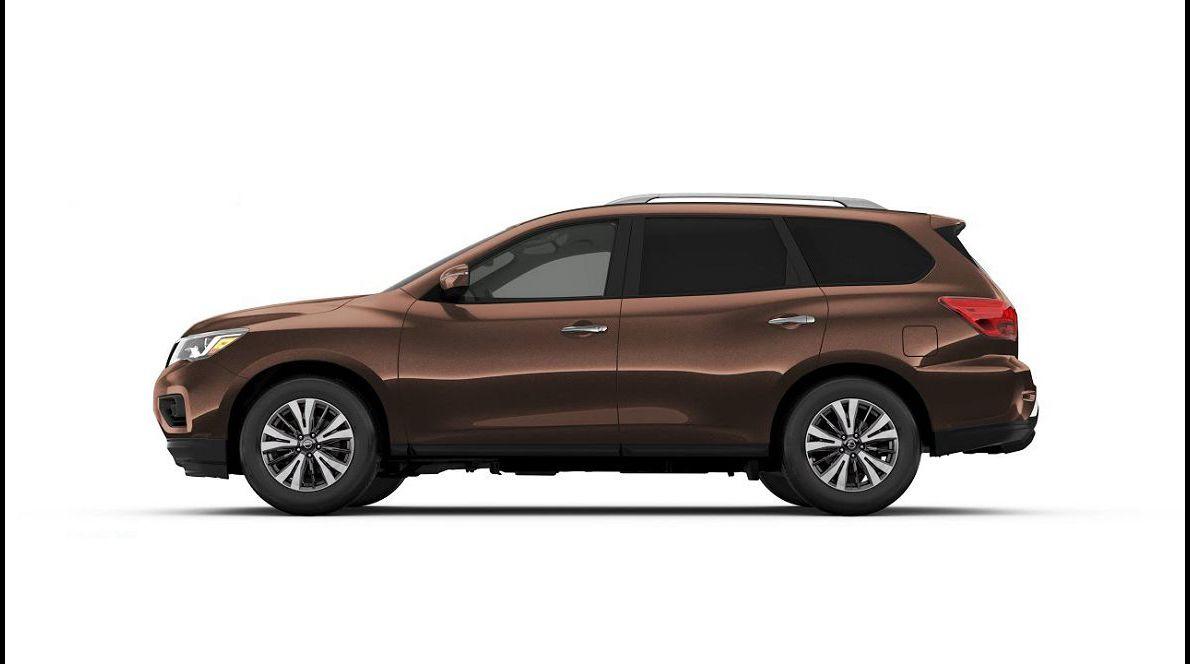 2022 Nissan Pathfinder Inside All Battery Bolt Pattern Bluetooth