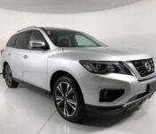 2022 Nissan Pathfinder Pads Bumper Cargo Space Cost Colors