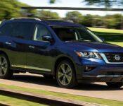 2022 Nissan Pathfinder Reviews 2018 2017 Armada Accessories Apple Carplay