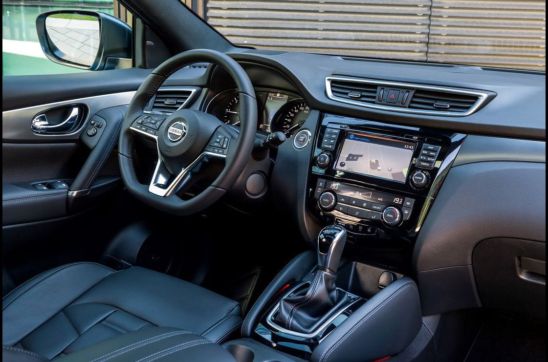 2022 Nissan Qashqai Price 2021 Interior Automatic Ad Australia