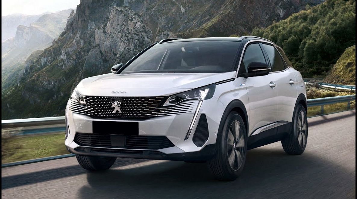 2022 Peugeot 3008 A Buy Inside What Is Crossover Premium