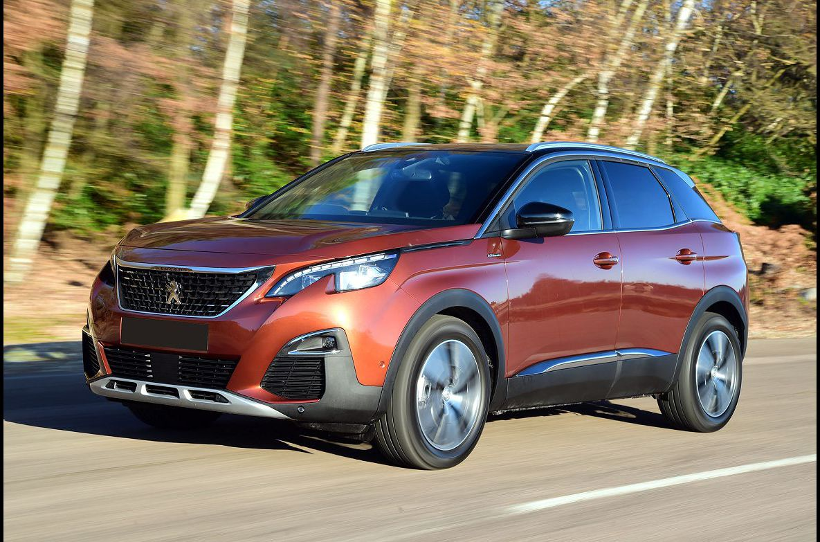 2022 Peugeot 3008 Facelift New Model Restyling Price Suv