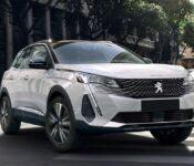 2022 Peugeot 3008 Good Car Tyre Pressure 7 Diesel Emissions