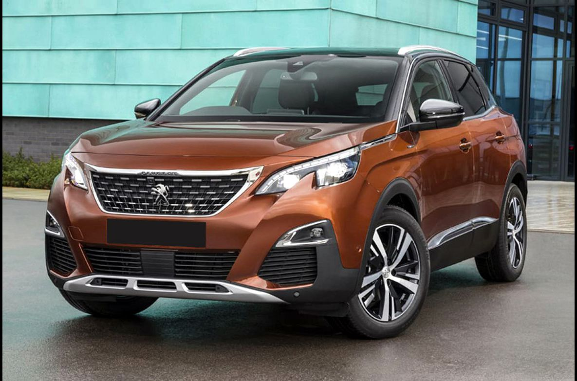 2022 Peugeot 3008 Interior Hybrid Review For Sale Gt