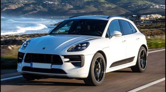 2022 Porsche Cayenne Model Nuova Restyling Turbo For Sale