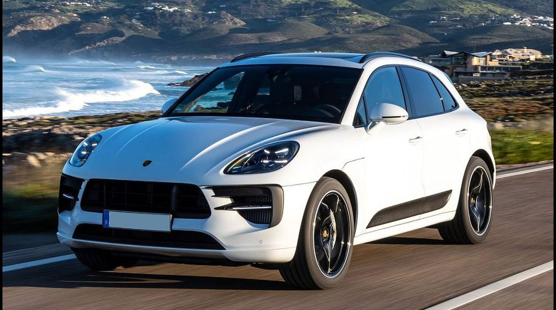 2022 Porsche Cayenne Model Nuova Restyling Turbo For Sale