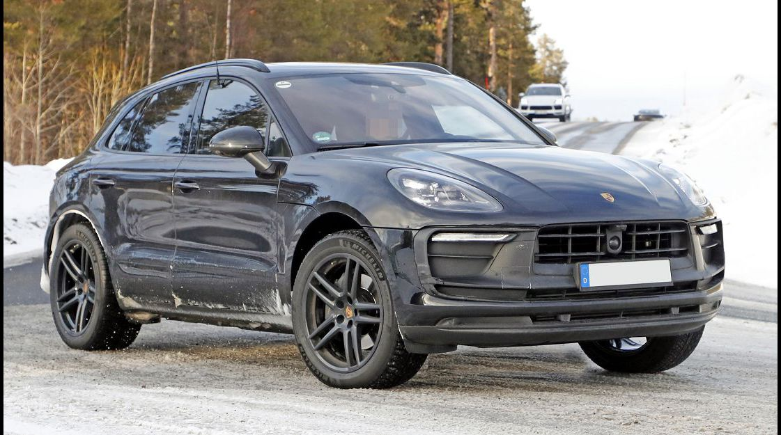 2022 Porsche Cayenne Oils Aftermarket Parts Ambient Lighting A