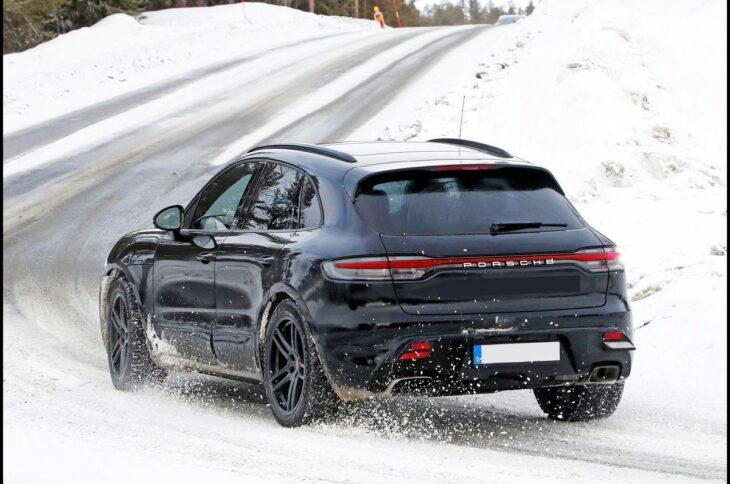 2022 Porsche Macan 2021 Facelift Hybrid Nuovo Modello New