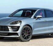 2022 Porsche Macan 2023 Bev Coupe S E Macan Electric