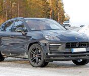 2022 Porsche Macan All Weather Floor Mats Android Auto
