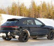 2022 Porsche Macan Is Reliable Buy Inside Base Black