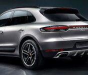 2022 Porsche Macan Review Accessories Apple Carplay Cargo Awd