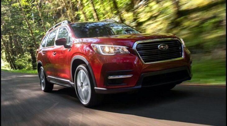 2022 Subaru Ascent Accessories Aftermarket Parts Avh Apple Carplay