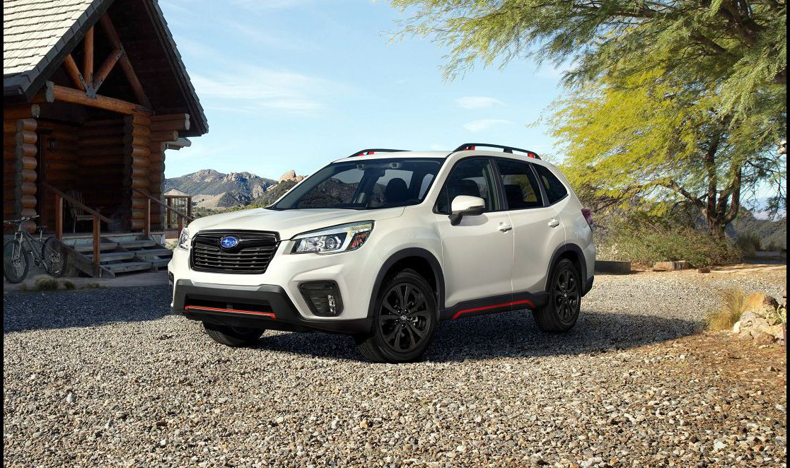 2022 Subaru Forester 2020 Vs Outback Used Review Colors