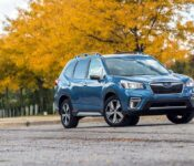 2022 Subaru Forester 2024 Changes 2023 Facelift Hybrid New