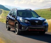 2022 Subaru Forester Accessories Aftermarket Parts Awd Air Filter