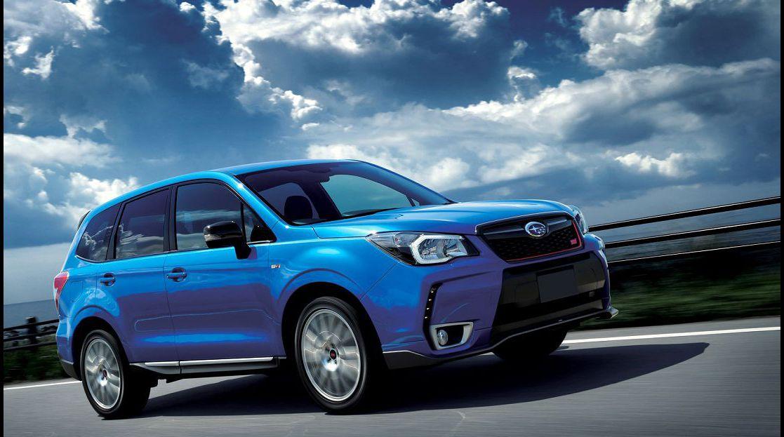 2022 Subaru Forester Turbo Sti Sport Wilderness Rumors Xt