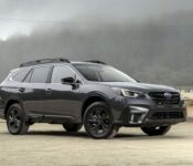 2022 Subaru Outback Hybrid Wilderness Edition Changes Redesign New