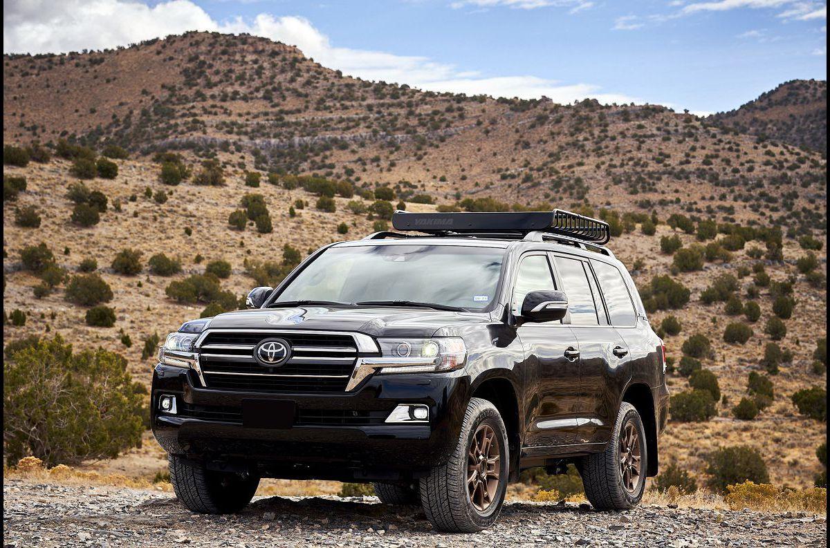 2022 Toyota Land Cruiser 2021 Hybrid Cancelling In Nuevo 70