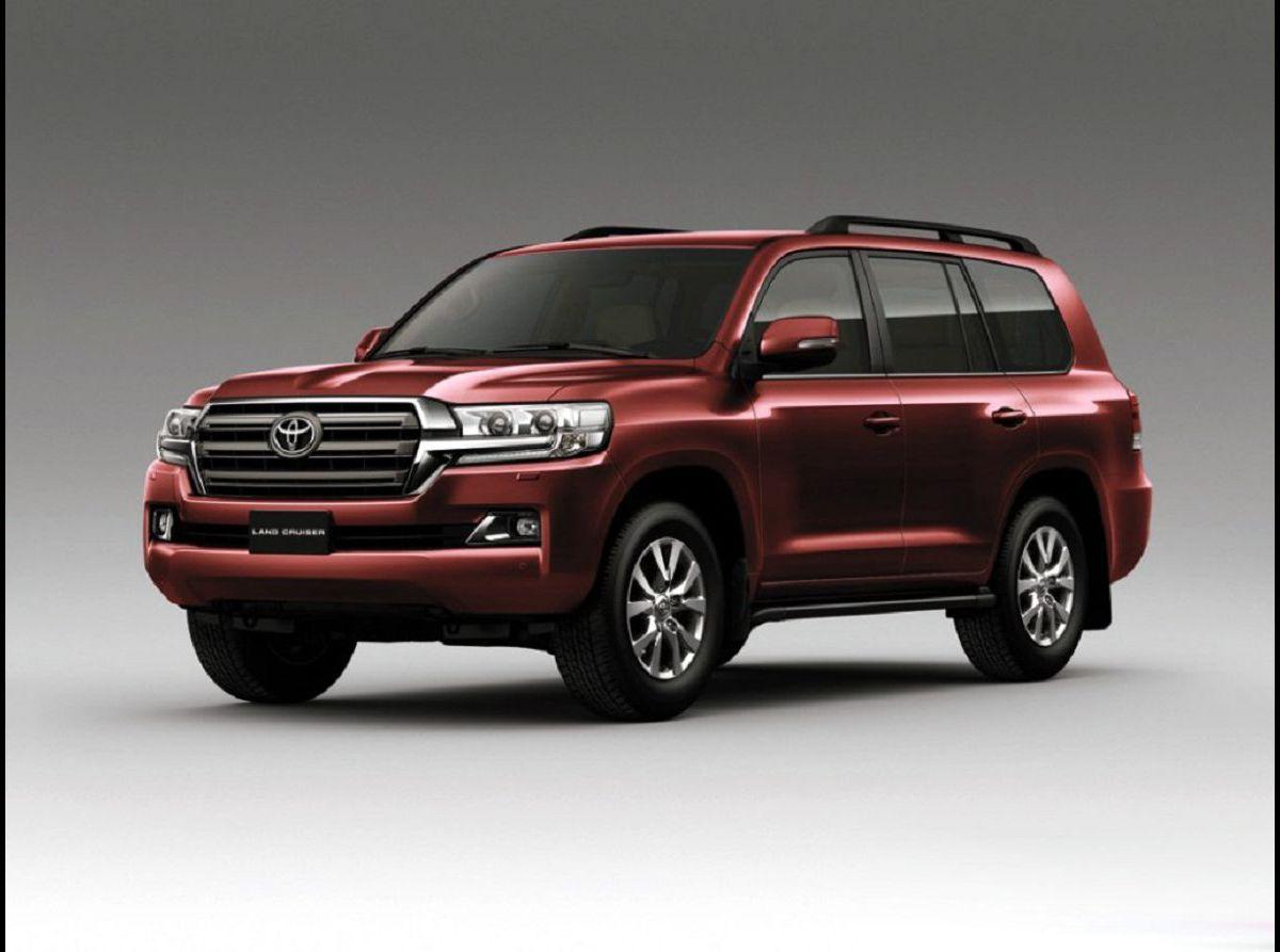 2022 Toyota Land Cruiser 300 Release Date Prado New Model