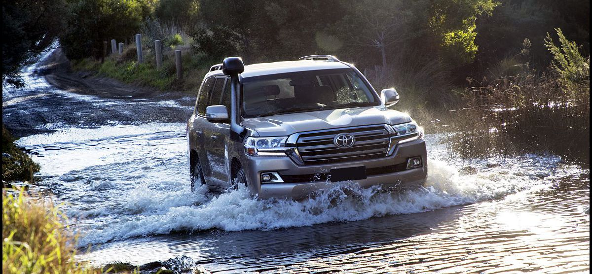 2022 Toyota Land Cruiser From Point The Namib 2010 Lc200