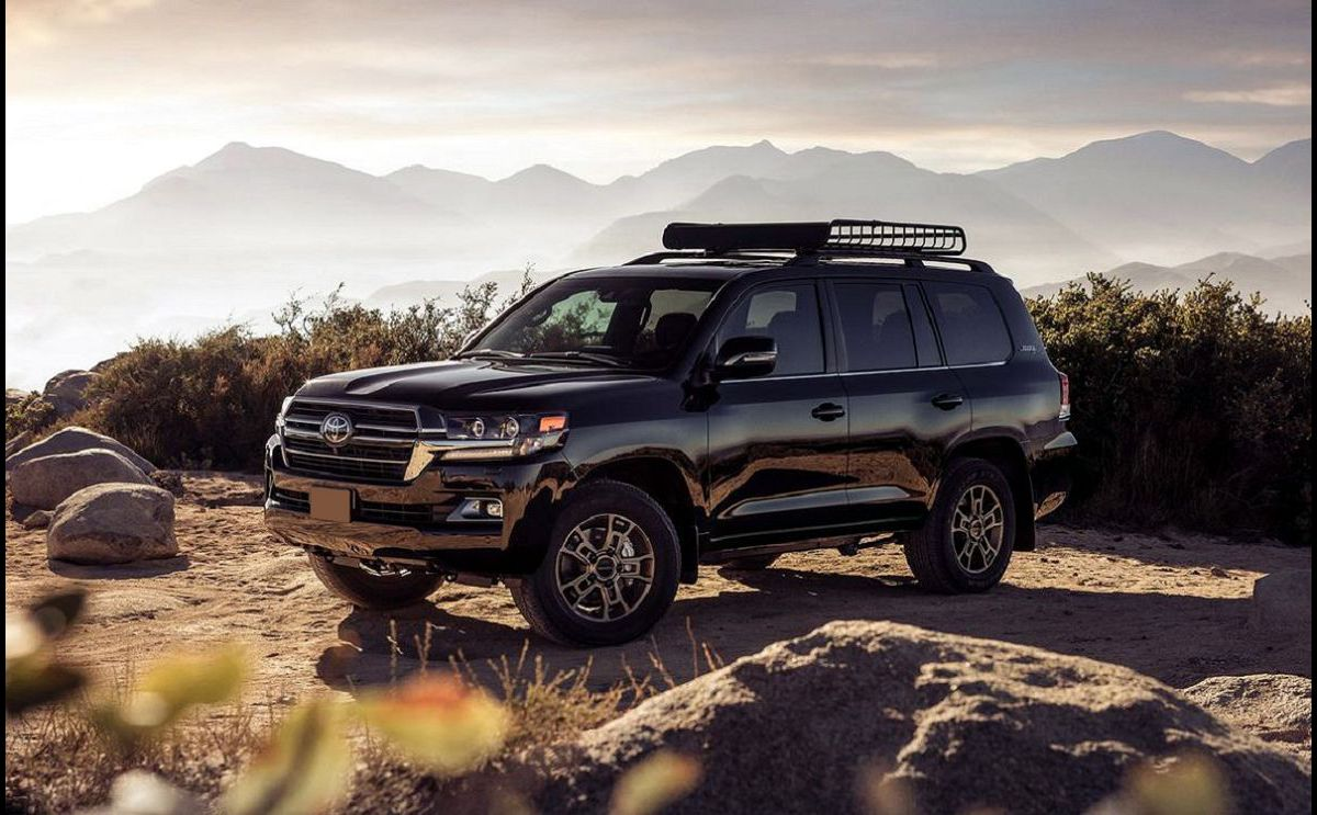 2022 Toyota Land Cruiser Series Remodel 74 Vx For Sale