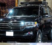 2022 Toyota Land Cruiser Spy Shots Cancelled V8 Redesign All