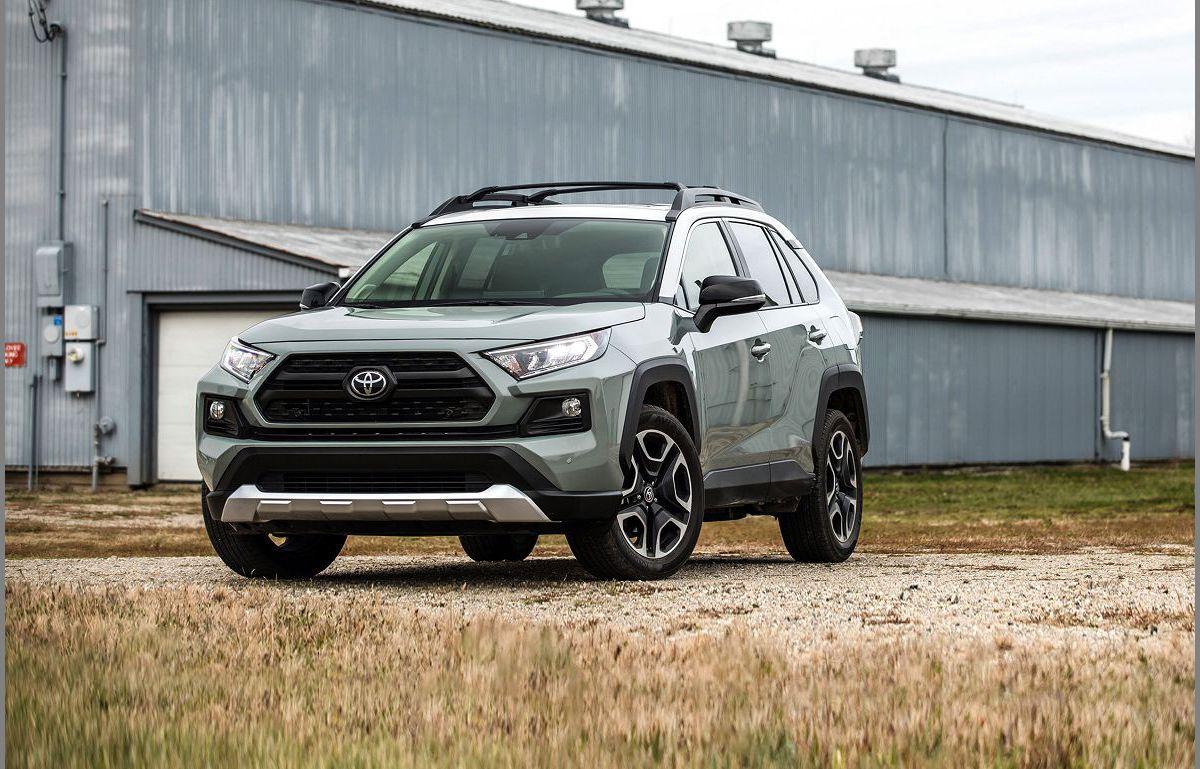 2022 Toyota Rav4 2021 Plug In Facelift Dimensions