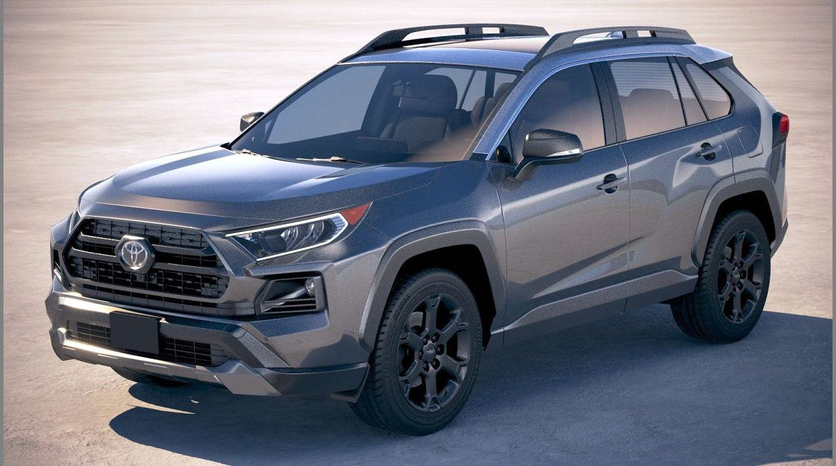 2022 Toyota Rav4 Rims Blueprint B Forward Shift Solenoid