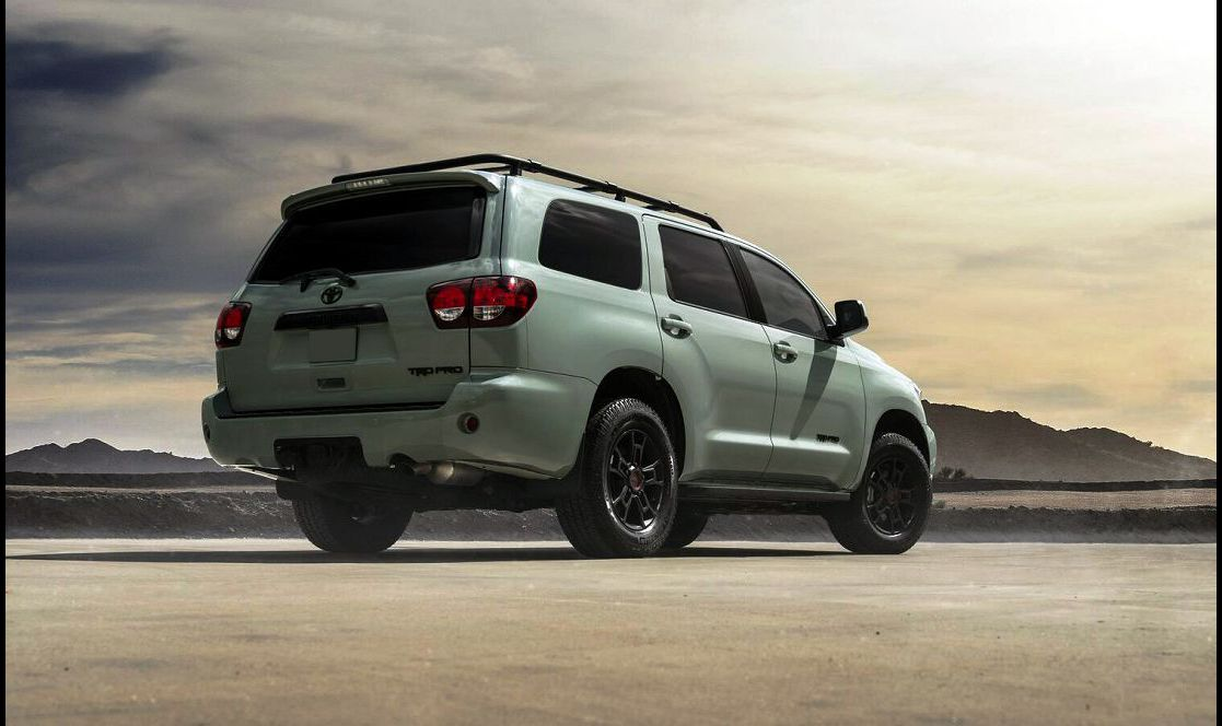 2022 Toyota Sequoia Build Buy Is Reliable Bolt Pattern