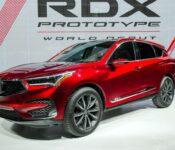 2022 Acura Rdx Black Blue Bike Rack Battery B1