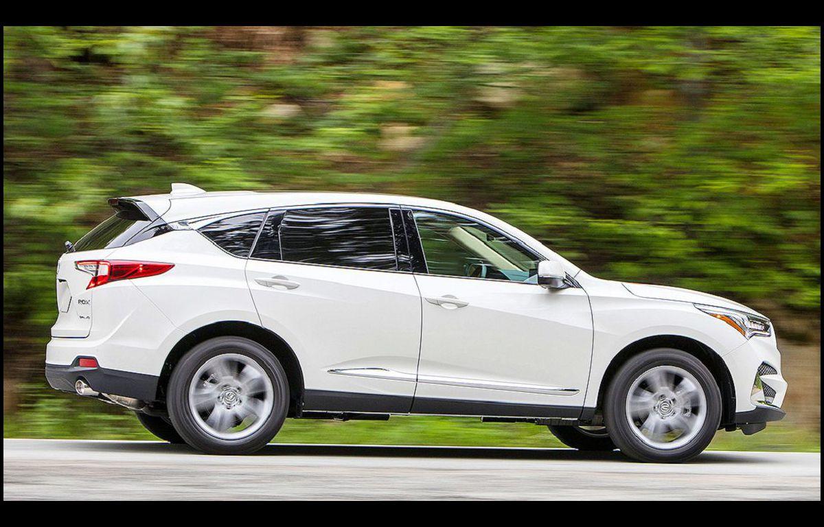2022 Acura Rdx Ct Premium Packages Dimensions