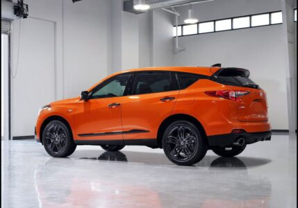 2022 Acura Rdx Space Colors Competitors Certified Pre Owned