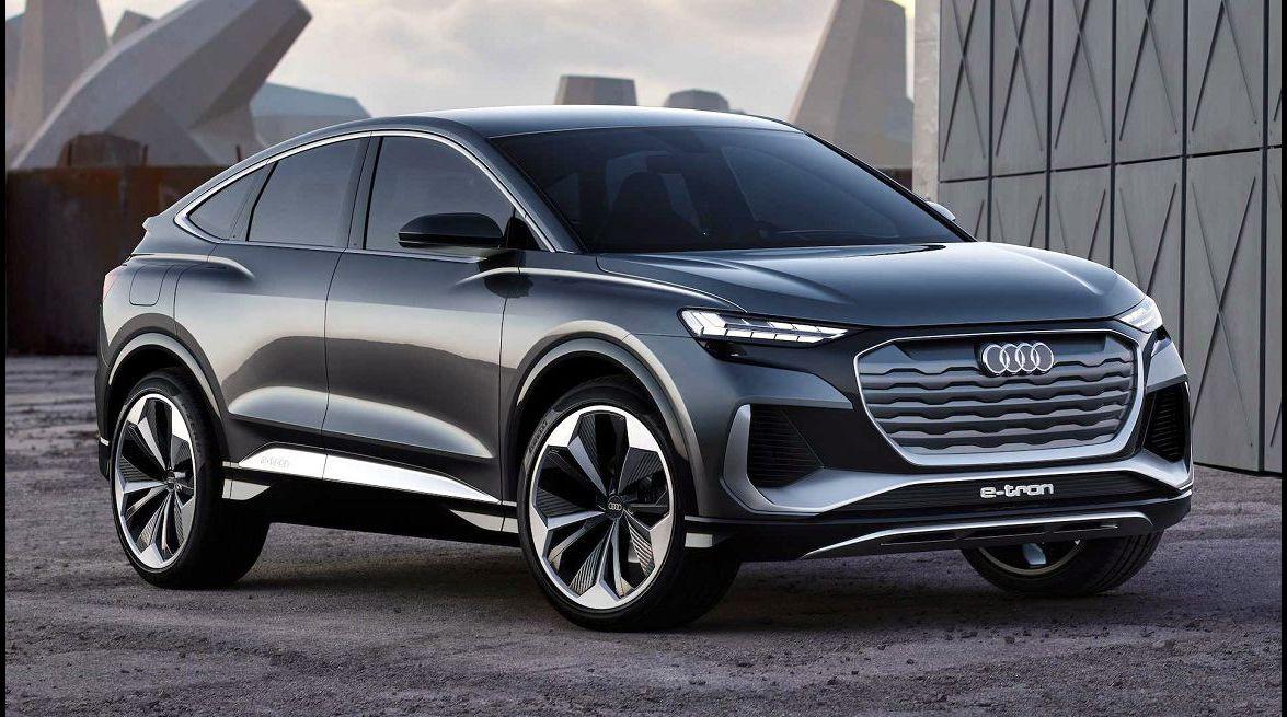 2022 Audi Q4 A Vendre Venda Black Build Images