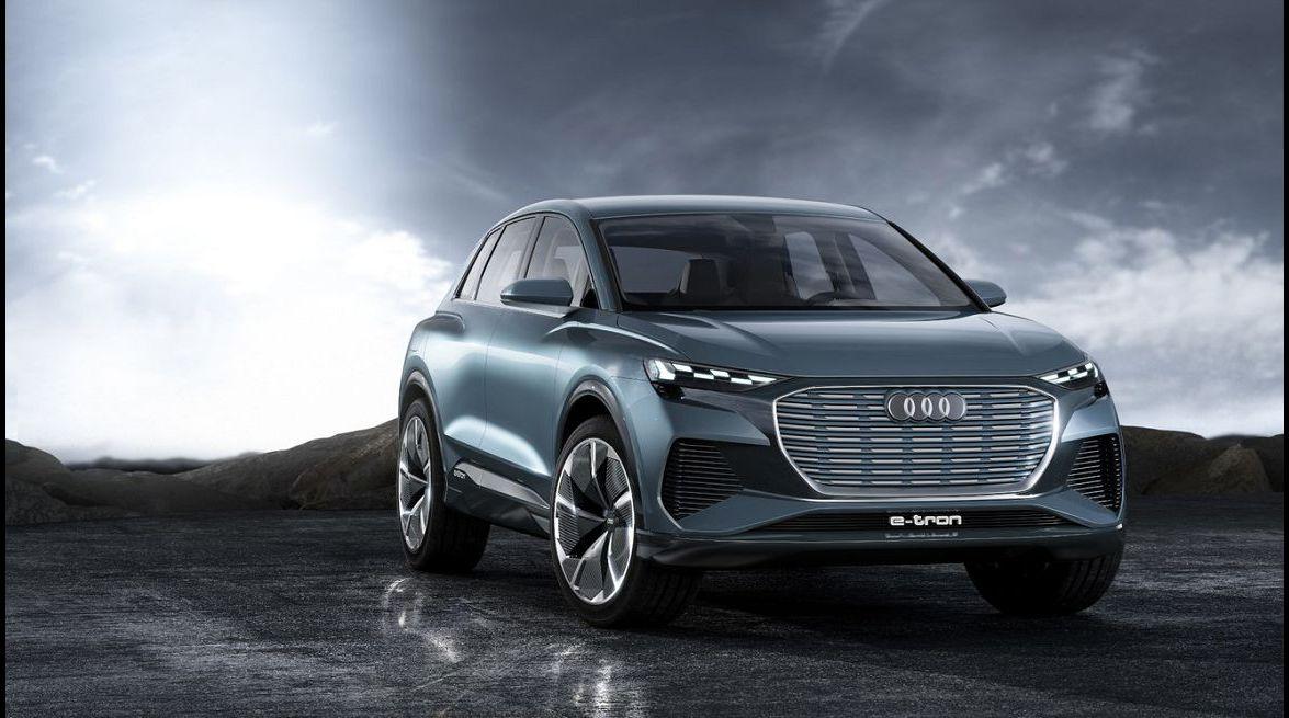 2022 Audi Q4 All Electric Australia For Sale Gas Mileage