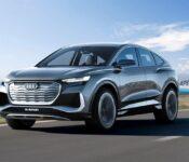 2022 Audi Q4 Boot Space Blue Battery Buy Inside