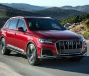 2022 Audi Q7 Awd All Weather Mats The 7 Seater Update