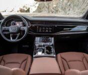 2022 Audi Q7 New 2021 Facelift Futur Modell Engine
