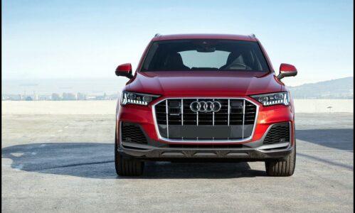 2022 Audi Q7 Optic Package Bike Rack Speakers Msrp
