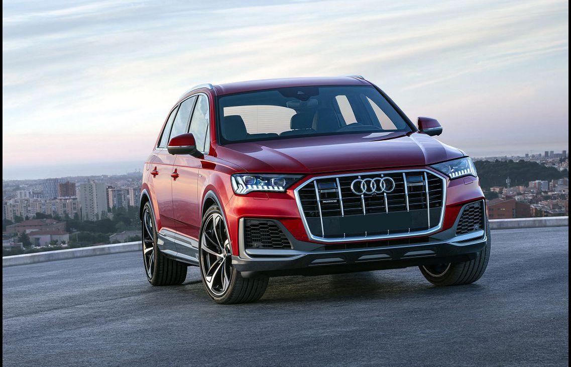 2022 Audi Q7 Redesign For Sale Images Inside Models