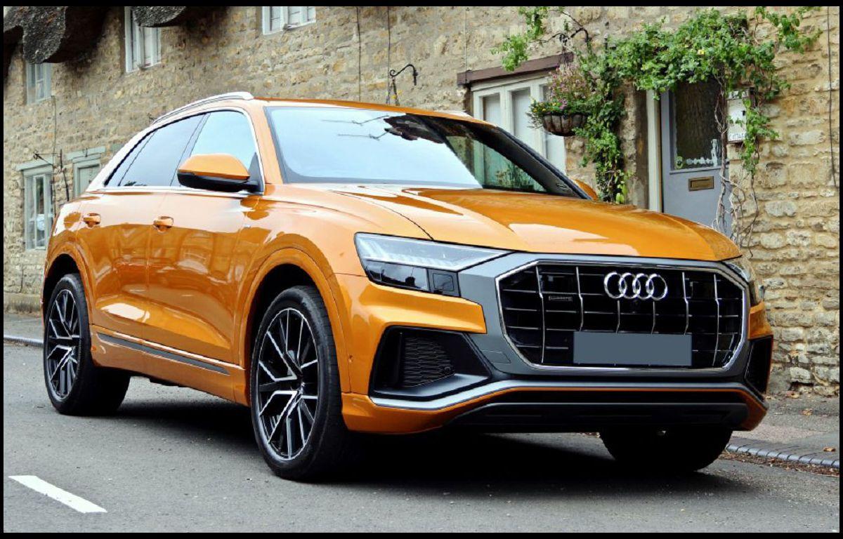 2022 Audi Q8 2019 Accessories Autotrader All Black Abt